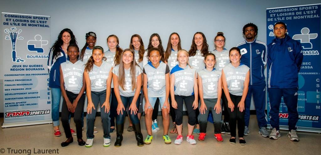 Soccer Fém Été 2014