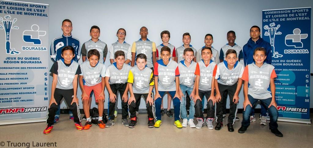 Soccer Masc Été 2014